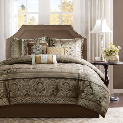 Madison Park Venetian 7-pc. Comforter Set