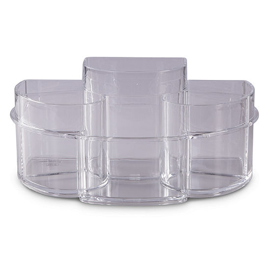 Caboodles Center Stage Acrylic Tray Storage Bin