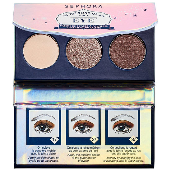 SEPHORA COLLECTION In The Blink of and Eye Eyeshadow Palette