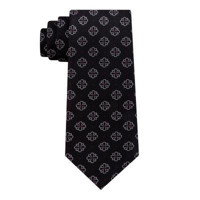 Stafford Floral Xlong Floral Tie