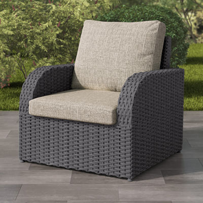 Corliving Patio Lounge Chair