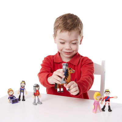 Melissa & Doug 7-pc. Doll