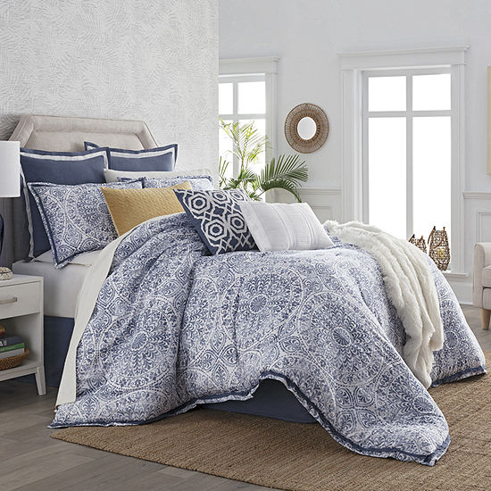 Liz Claibourne Melbourne 4-pc. Comforter Set & Accessories