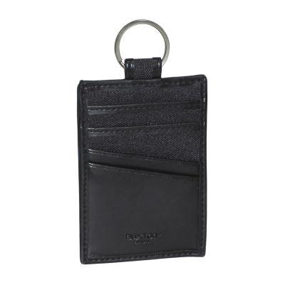 Buxton® RFID Secure Front Pocket Wallet and I.D. Holder