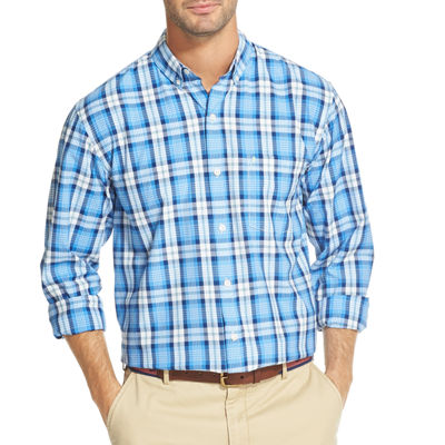 IZOD Breeze Long Sleeve Button-Down Shirt