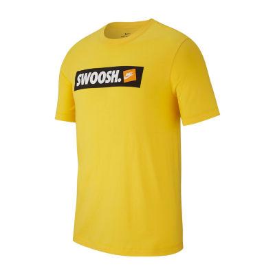 Nike Mens Cotton Graphic T-Shirt