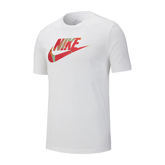 Nike Mens Cotton Graphic T-Shirt