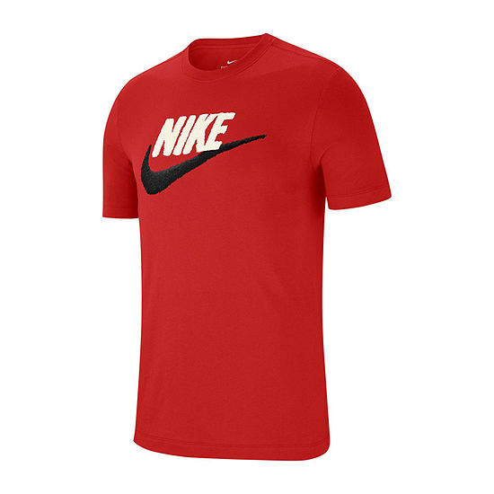 Nike Mens Crew Neck Short Sleeve T-Shirt