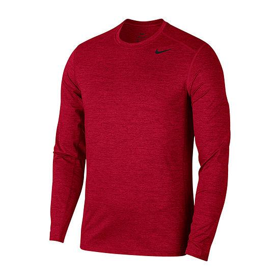 Nike Mens Long Sleeve Baselayer Top