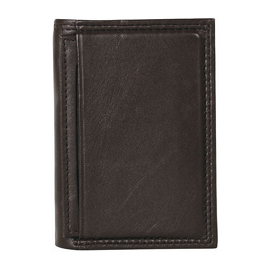 Buxton® Emblem I.D. Three-Fold Wallet