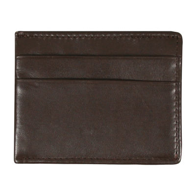 Buxton® Front Pocket Wallet with Money Clip