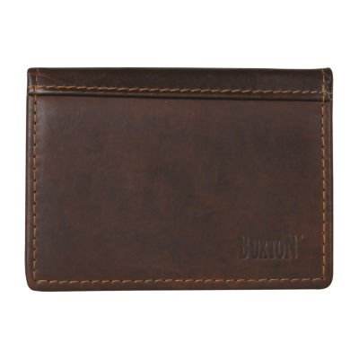 Buxton® Business Card Case Wallet