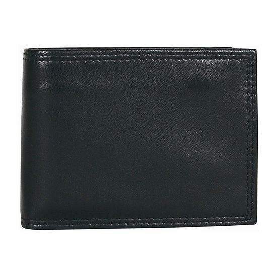 Buxton® Emblem Zip Convertible Wallet