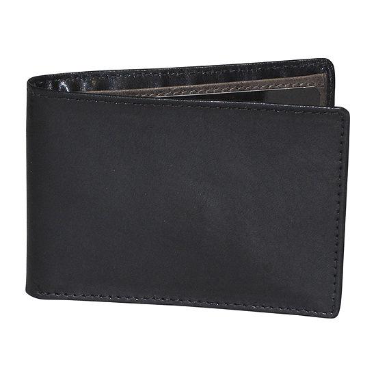 DOPP® Alpha Collection RFID Slim Fold Wallet