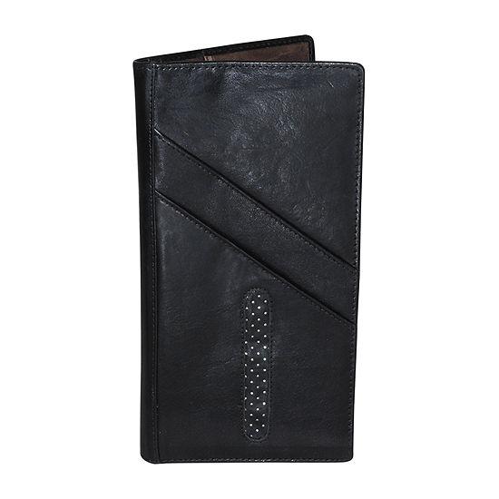 DOPP® Alpha Collection Checkbook Wallet