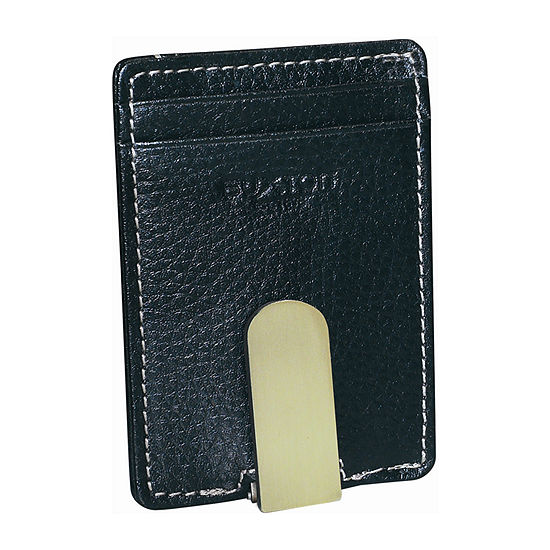 Buxton®Front Pocket Wallet with Money Clip