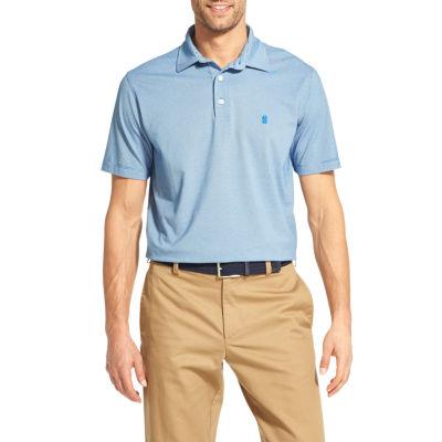 IZOD Breeze Mens Cooling Short Sleeve Polo