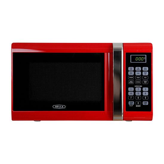 900W 09 Microwave : Black : One Size