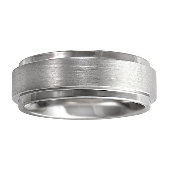 Men's 8mm Band Tungsten