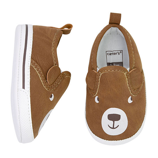 Carter's Boys Low Top Sneaker Boys Slip-On Shoe