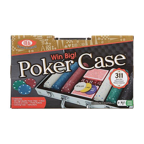 Ideal Win Big 300 Piece Poker Set