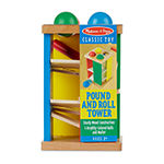Melissa & Doug Pound And Roll Play Tower