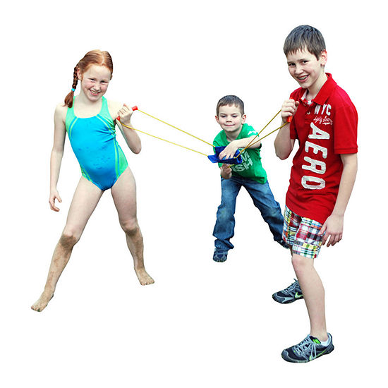 Water Balloon Fun - 3 Person Balloon Launcher - Youth Size