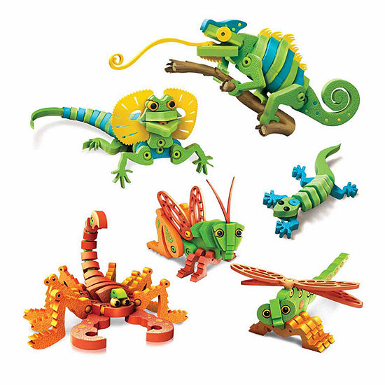 Insects And Lizards- Scholastic Set