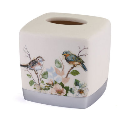 Avanti Love Nest Tissue Box Cover