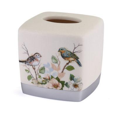 Avanti Love Nest Tissue Box Cover