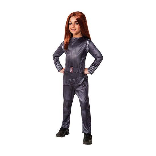 Kids Black Widow Costume