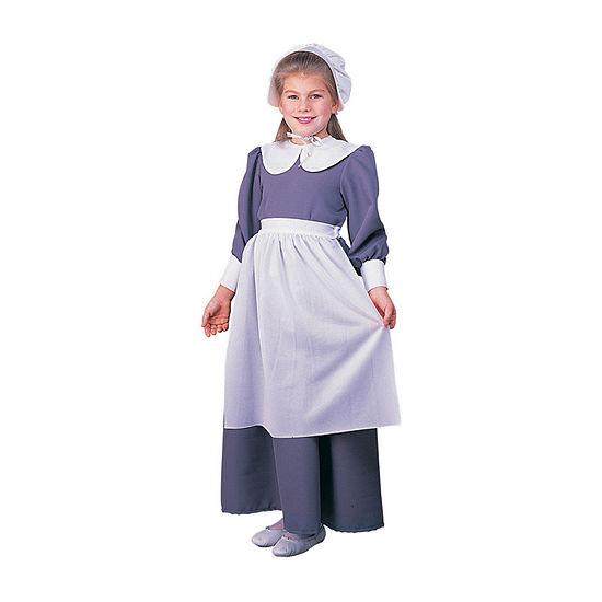 Kids Pilgrim Girl Costume Girls Costume