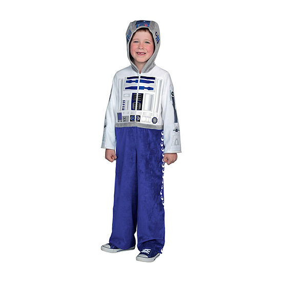 Boys  Classic Star Wars Premium R2D2   Costume