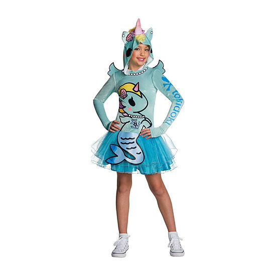 Tokidoki Girls Mericorno Costume