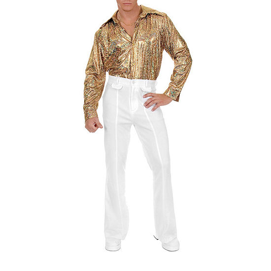 Mens Disco Shirt Costume Costume