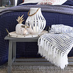 JCPenney Home Boucle Throw
