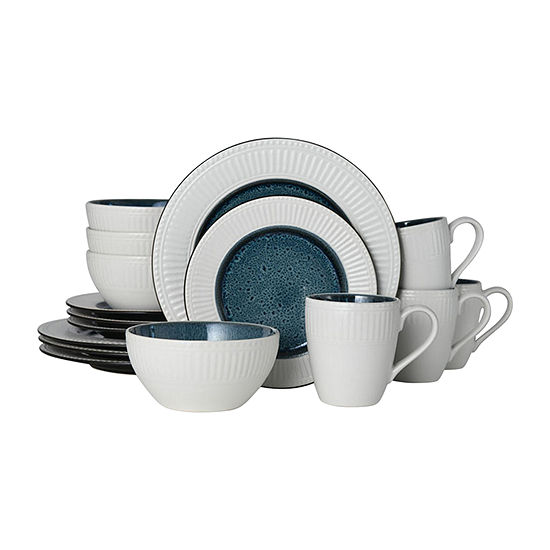 Pfaltzgraff Everyday Sheridan 16-pc. Dinnerware Set