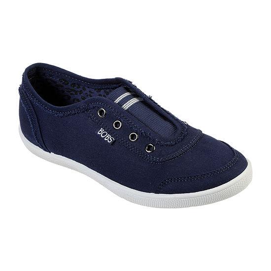 Skechers Bobs Womens B Cute Total Catch Slip-On Shoe Closed Toe