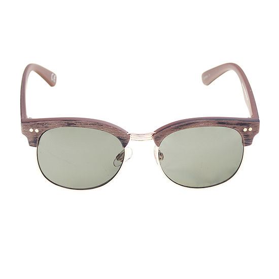 JF J.Ferrar Mens Full Frame Square Sunglasses