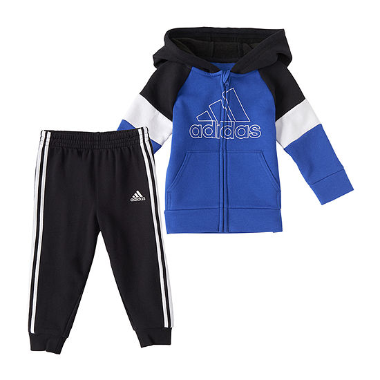 adidas Toddler Boys 2-pc. Track Suit