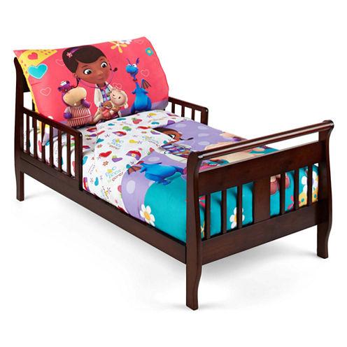 Disney Doc McStuffins 4-pc. Toddler Bedding Set
