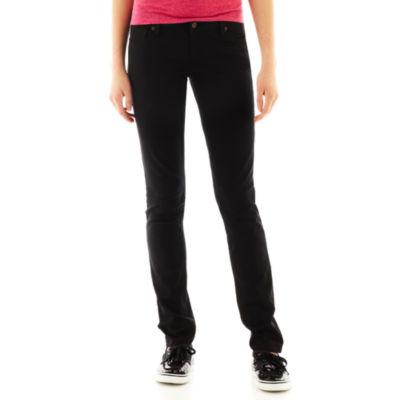 Arizona Sateen Skinny Pants