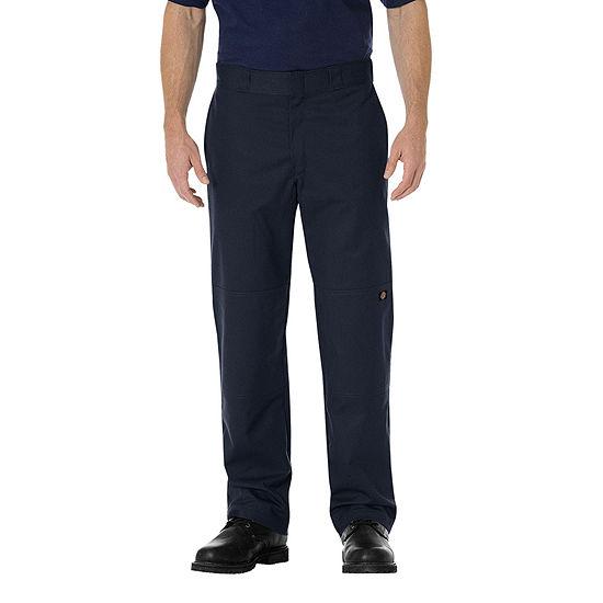 Dickies® WP882 Regular-Fit Straight-Leg Double Knee Twill Work Pants