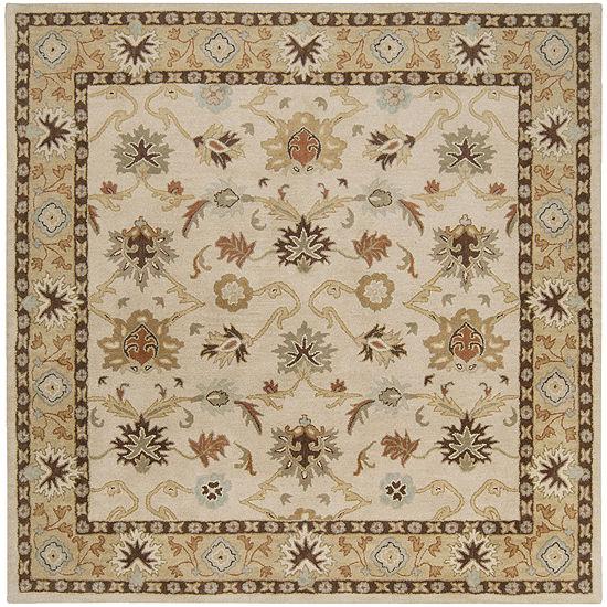 Surya® Caesar Wool Square Rug