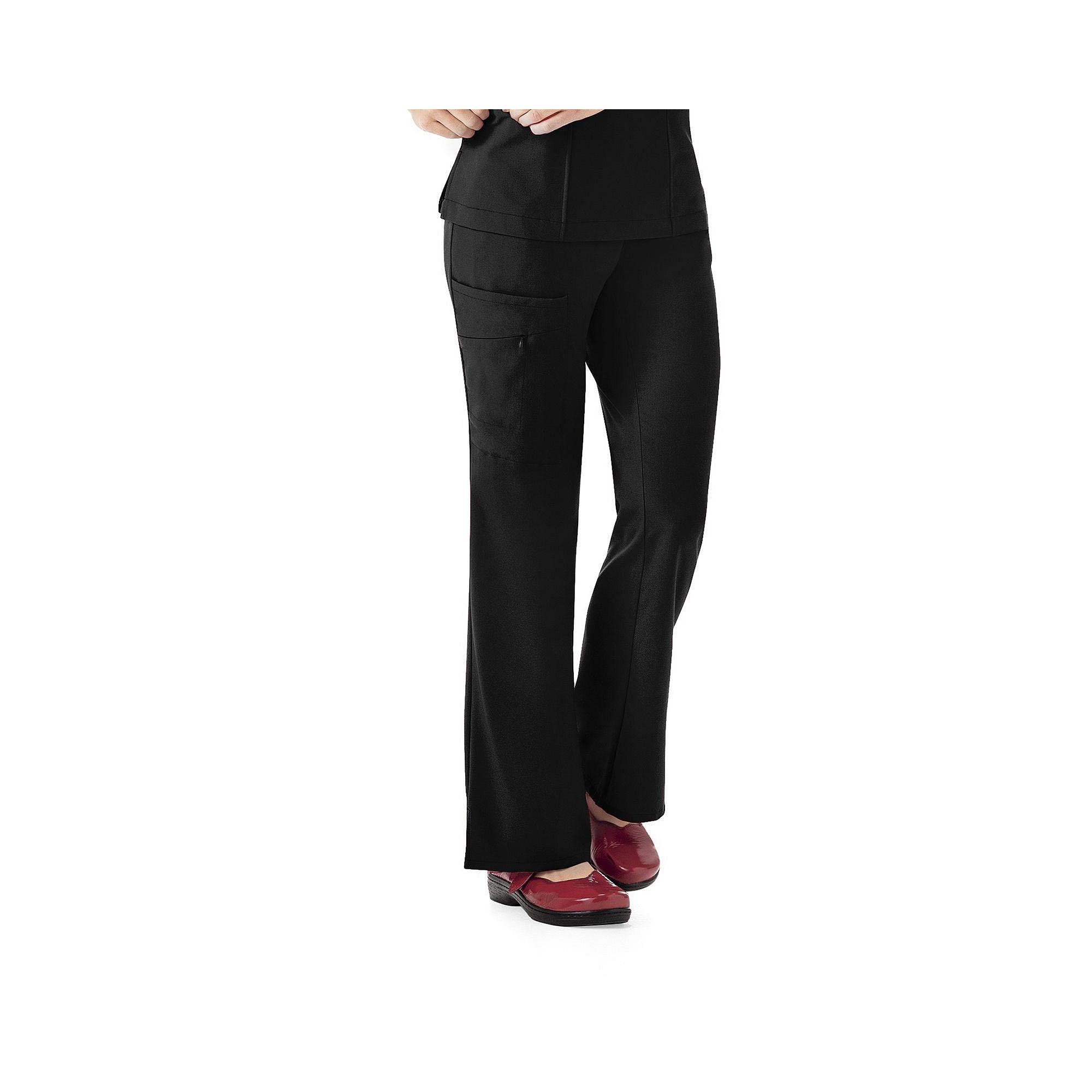 Jockey 4-Pocket Tie-Waist Scrub Pants - Petite plus size,  plus size fashion plus size appare