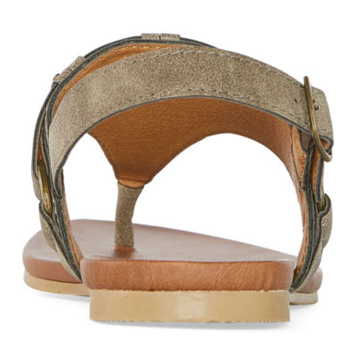 Pop Thatcher Womens Strap Sandals