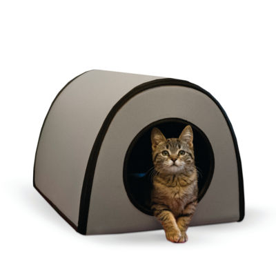 "K & H Manufacturing Mod Thermo-Kitty Shelter 15"" x 21.5"" x 13"" 25 Watts"