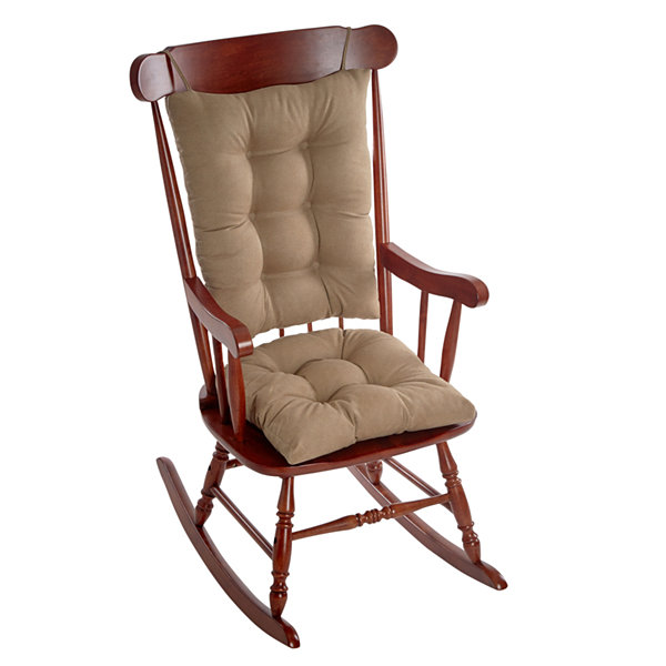Klear Vu Twillo Jumbo Universal Rocking Chair Cushions