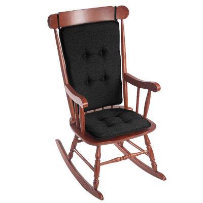 Klear Vu Embrace Tufted Rocking Chair Cushions