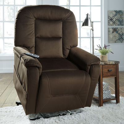 Signature Design by Ashley Samir Fabric Recliner